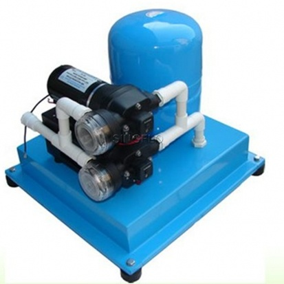 water pressure booster system