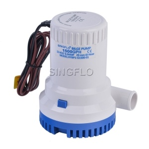 manual bilge pump
